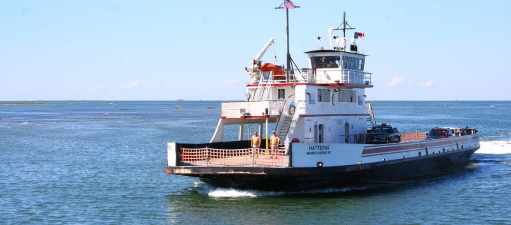 OBX Ferry Schedule - Don't Miss Your Outer Banks Boat