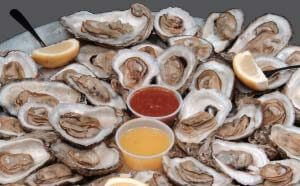 Awful Arthurs Oysters