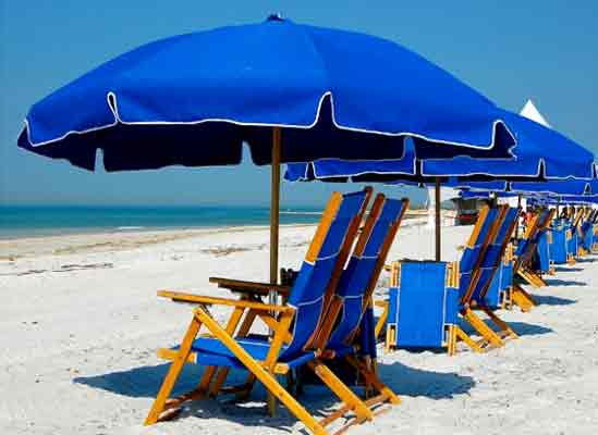 beach umbrellas chair for rent obx