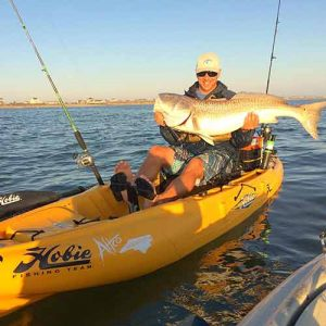 Kitty Hawk Surf Co Kayak Fishing