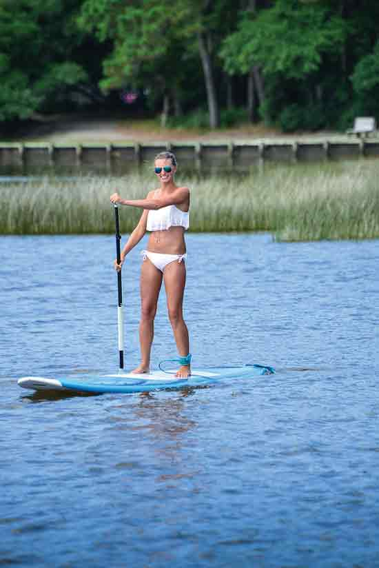 North Beach SUP rentals
